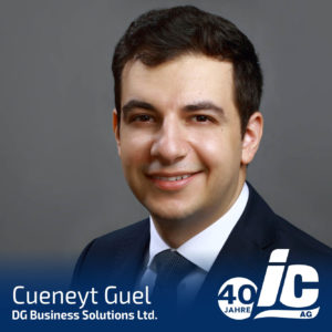 DG Business Solutions Ltd., Cueneyt Guel