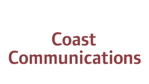 Logo Coast Communications