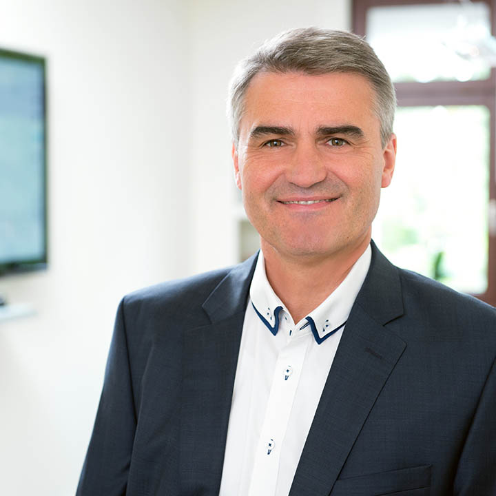 Uwe Schmidt, newly-elected president of Public Relations Global Network