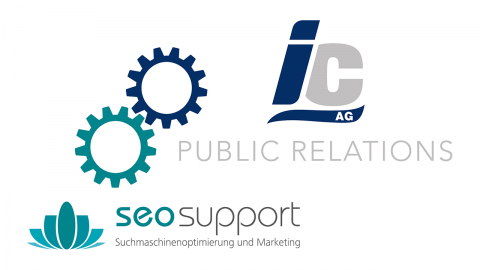 IC + seosupport = SEO PR Kooperation