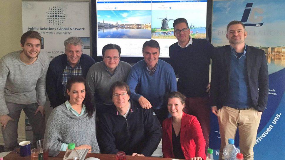 PRGN IC AG Evident-PR Workshop