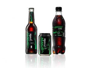green cola Produkte