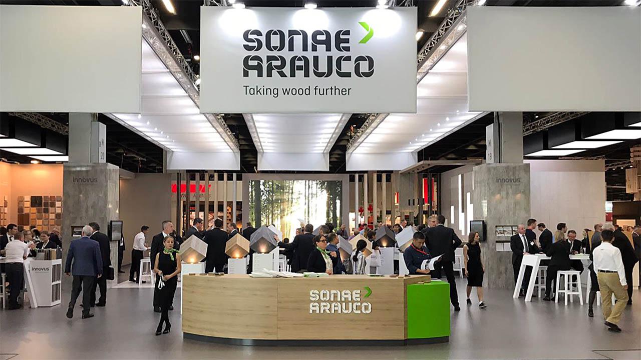 Sonae Arauco auf der Interzum 2017