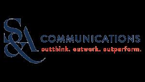 Logo S&A Communications