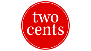 Logo two cents