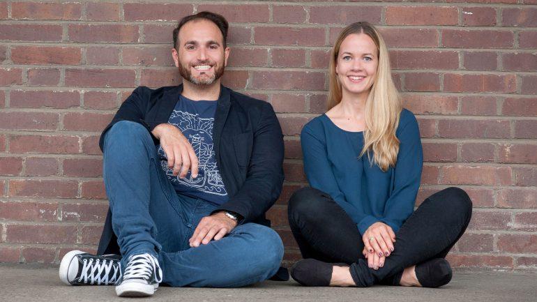 Profishop.de - Arasch Jalali und Anna Hoffmann