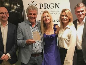 IC holt Silber mit 'Satisfyer' bei PRGN Best Practice Awards