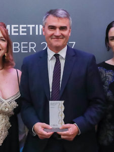 Industrie-Contact awarded GOLD in Bucharest