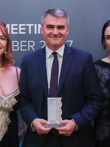 Industrie-Contact in Bukarest mit GOLD ausgezeichnet