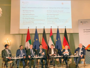 Germany and UAE – Conference on economic and technical cooperations in Berlin