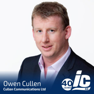 Cullen Communications Ltd, Owen Cullen