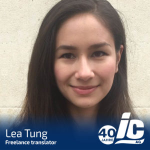 Freelance Translator, Lea Tung