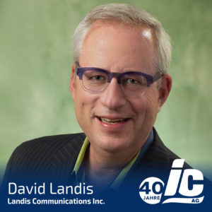 Landis Communications Inc., David Landis