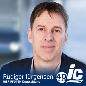 FOUR PAWS Germany, Rüdiger Jürgensen