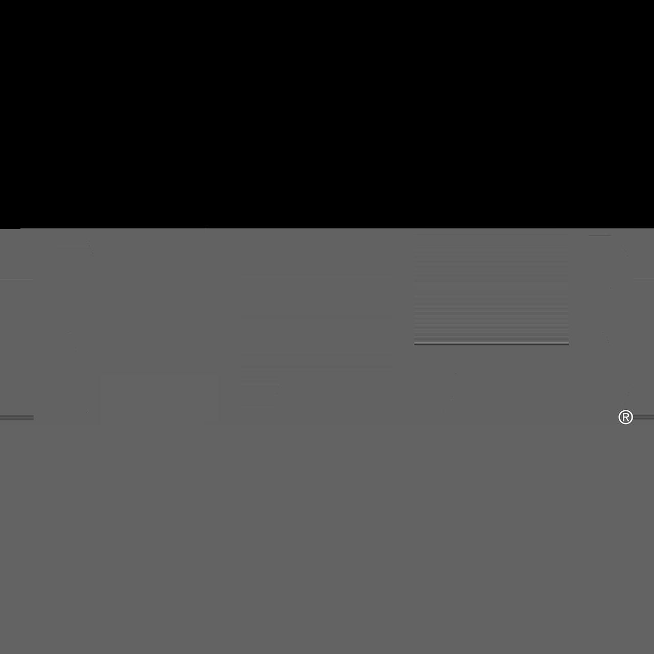 Logo Elle, black & white