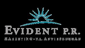 Logo Evident P.R.