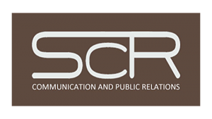 Logo SCR Communication and Public Relations