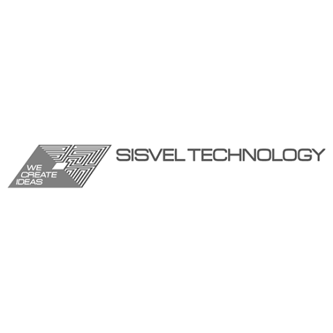 Logo Sisvel Technology, black & white