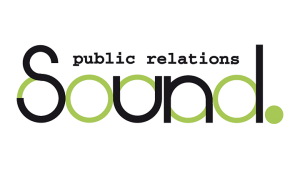 Logo Sound Public Relations