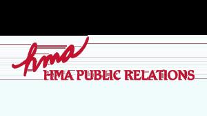 Logo hma Public Relations