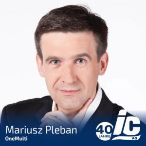 OneMulti, Mariusz Pleban