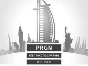 Public Relations Global Network Announces Winners of 2015 Best Practice Awards