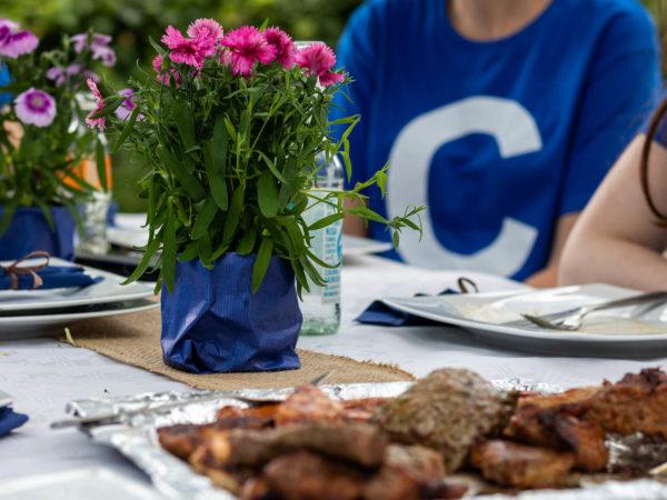 Sommerfest 2019, Grillfleisch