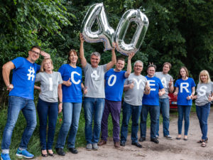 #IC40YEARS – Summer party to celebrate IC's 40th anniversary