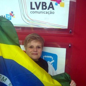 Gisele Lorenzetti, PRGN-Partner-Agentur LVBA in São Paulo