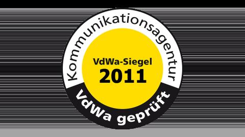 VdWa Agentursiegel 2011