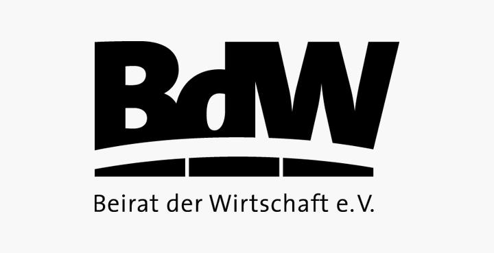 Logo BdW – Beirat der Wirtschaft e. V.