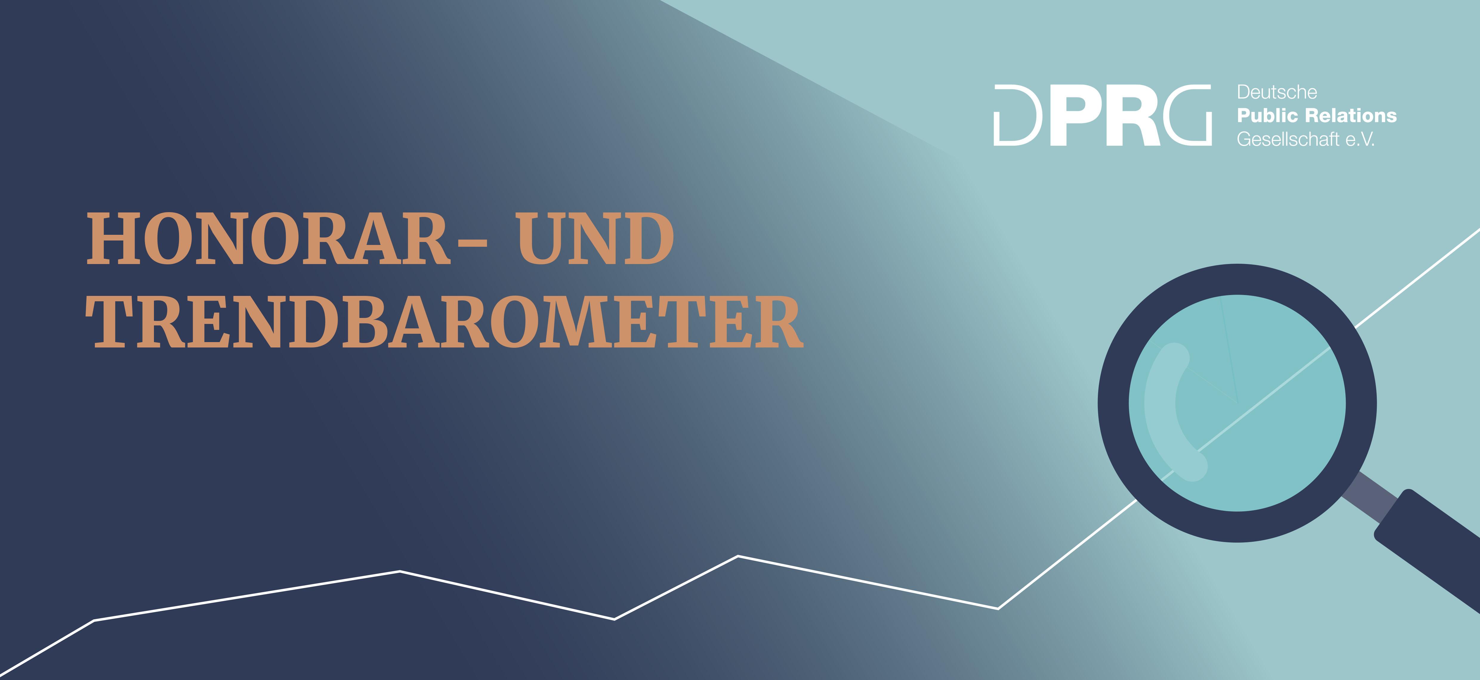 DPRG: Honorar- und Trendbarometer