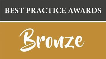 PRGN Best Practice Award Bronze