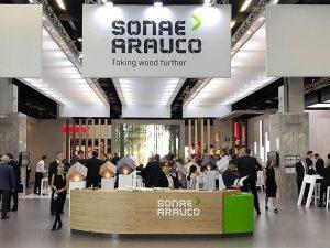Sonae Arauco at the Interzum 2017