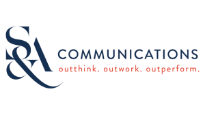 Logo S&A Communications
