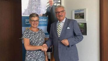 Monika Diem-Geßner and Jürgen Klimke