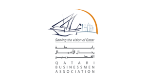 Logo Qatari Businessmen Association