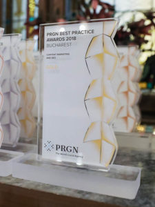 PRGN Best Practice Awards, Bucharest