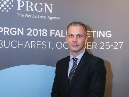 PRGN selects Gábor Jelinek as Executive Director