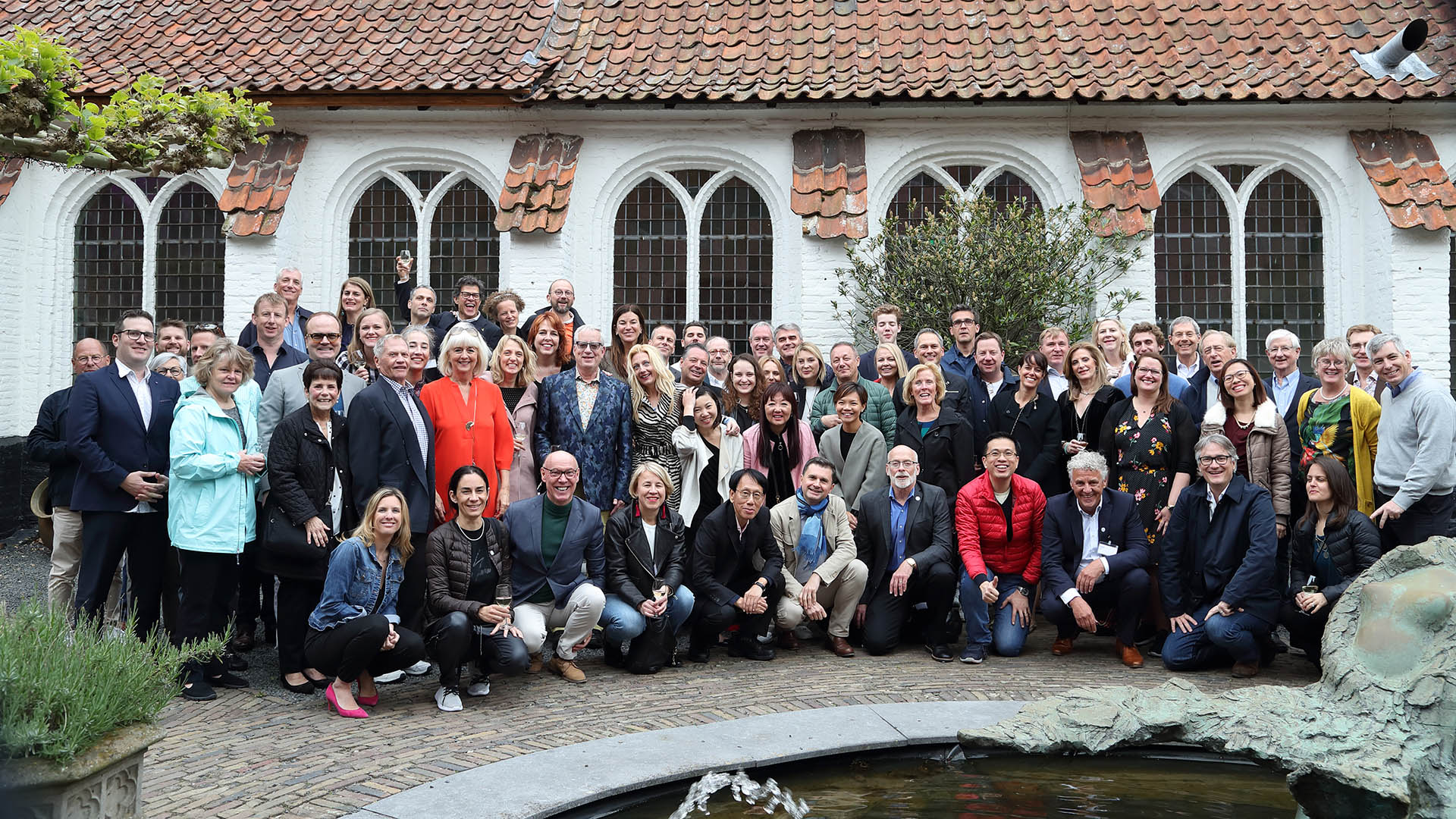 PRGN held its bi-annual meeting in Amersfoort, the Netherlands, between May 16-18, 2019