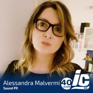 Sound PR, Alessandra Malvermi