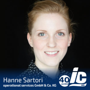 operational services GmbH & Co. KG, Hanne Sartori