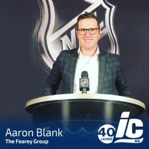 The Fearey Group, Aaron Blank