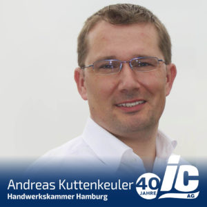 Hamburg Chamber of Skilled Crafts, Andreas Kuttenkeuler