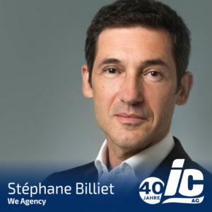 We Agency, Stéphane Billiet