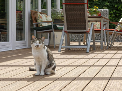 Trex – B2B and B2C product PR for WPC decking